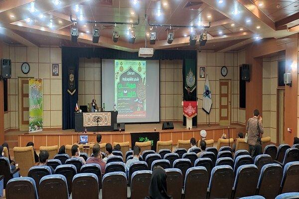 محفل شعر عاشورایی با عنوان موکب کلمات در دانشگاه آزاد اراک برگزار شد