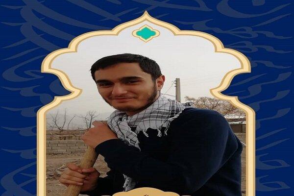 رئیس سازمان بسیج دانشجویی، عروج دانشجوی جهادی را تسلیت گفت