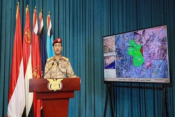 ارتش یمن: ۱۶۰۰ کیلومتر در مأرب آزاد شد
