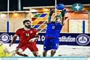 دانشجوی واحد بندرگز ملی پوش فوتبال ساحلی شد