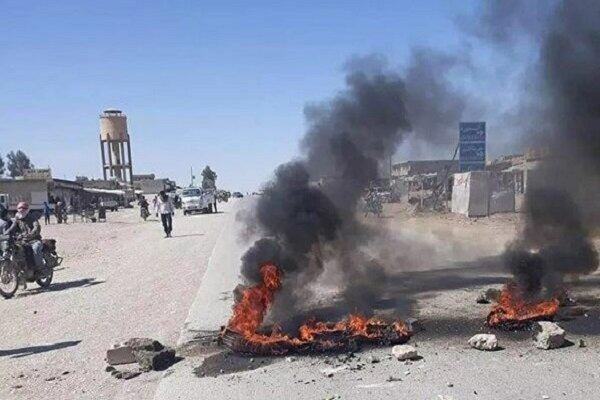 چهار کشته در پی حمله افراد مسلح به شبه نظامیان کرد سوری