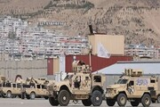 گزارش هیل از تسلیحات نظامی آمریکایی طالبان