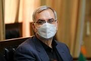وزیر بهداشت: ۷۶ درصد مردم دز اول واکسن را دریافت کرده اند