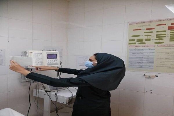 آزمون پایان دوره رشته مامایی در دانشگاه آزاد اسلامی شهرکرد برگزار شد