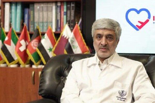 سرپرست دانشگاه علوم پزشکی ایران منصوب شد