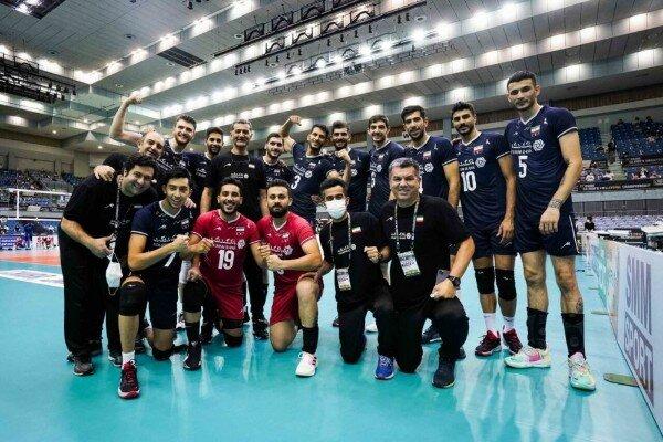 اولین قهرمانی با مربی ایرانی / انتقام المپیک را گرفتیم