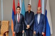 هیأت پارلمانی ایران برای نظارت بر روند انتخابات دوما به مسکو سفر کرد