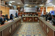 نشست فوق العاده شورای شهر اراک