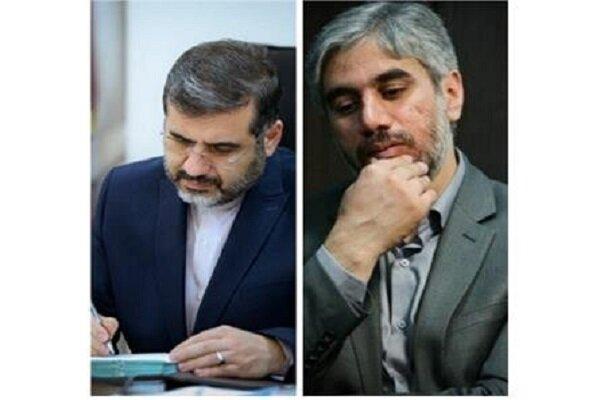 یاسر احمدوند معاون فرهنگی وزارت فرهنگ و ارشاد اسلامی شد + سوابق
