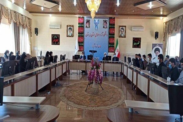 جلسه هیئت نظارت بر تشکلهای دانشگاهیان دانشگاه آزاد لرستان برگزار شد