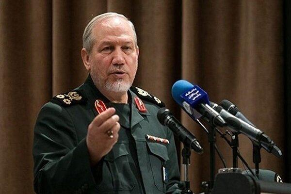 سردار صفوی: آمریکاییها مجبورند تسلیم قدرت ایران شوند