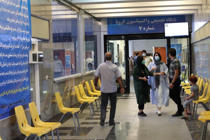 راه اندازی مرکز واکسیناسیون دانشگاه آزاد اسلامی واحد همدان در مجمتع فرهنگی عین القضات