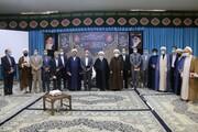 مراسم اختتامیه طرح اندیشه تمدنساز در دانشگاه آزاد اسلامی استان یزد برگزار شد