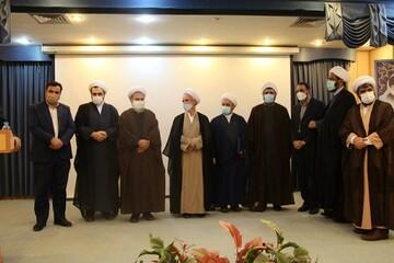 دفتر نهاد نمایندگی مقام معظم رهبری در دانشگاه آزاد اسلامی واحد نجف آباد افتتاح شد