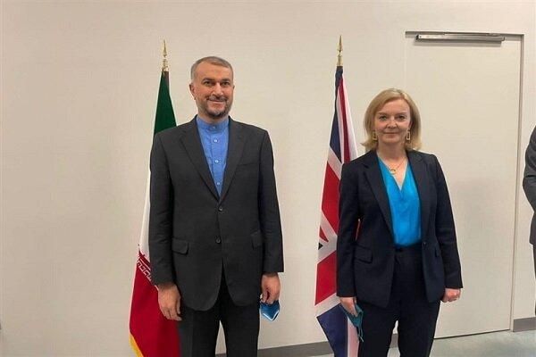 اعلام آمادگی انگلیس برای بازپرداخت بدهی خود به ایران