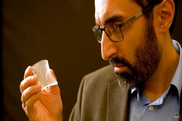 یک محقق ایرانی روش جدیدی برای درمان زخمهای کهنه ابداع کرد + ویدئو