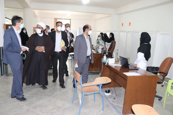 ۹۰ درصد دانشجویان دانشگاه آزاد اسلامی استان هرمزگان واکسینه شدند