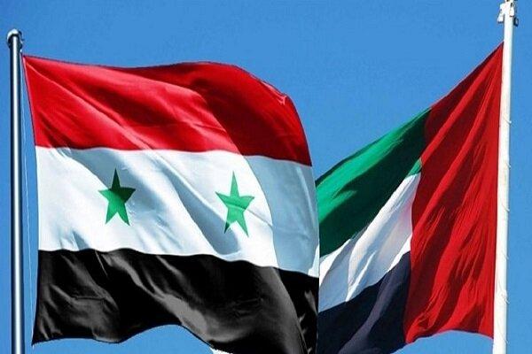 امارات برای سرمایهگذاری در بازسازی سوریه اعلام آمادگی کرد