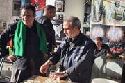 خادمان دانشگاه آزاد اسلامی در سه موکب مسیر نجف به کربلا حضور دارند