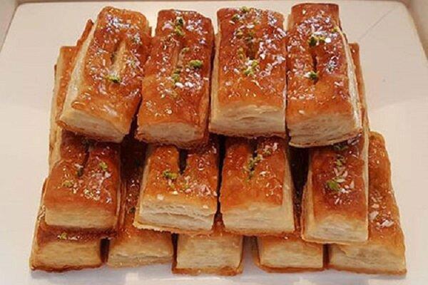 آموزش شیرینی پزی / طرز تهیه شیرینی زبان و پاپیون