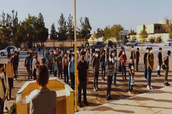 رشد 20درصدی آمار دانشآموزی در سمای نجفآباد