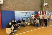 درخشش دانشجویان واحد اراک در نوزدهمین دوره مسابقات ملی بتن