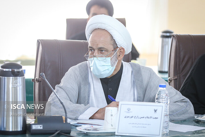 پنجمین نشست سراسری مسئولان دفاتر نهاد نمایندگی مقام معظم رهبری در دانشگاه آزاد اسلامی