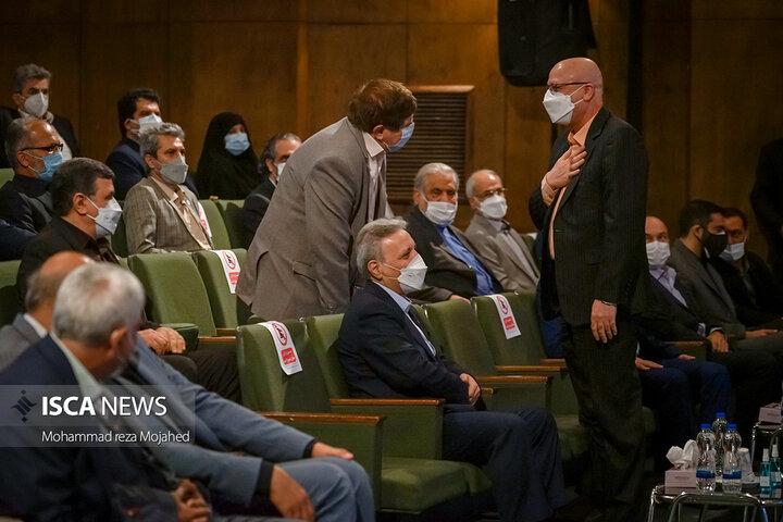 مراسم تکریم و معارفه ریاست دانشگاه تهران با حضور دکتر محمدعلی زلفیگل وزیر علوم˛ تحقیقات و فناوری برگزار شد.
