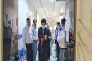 افتتاح کلینیک تخصصی دیابت و فشارخون در بیمارستان شاهولی