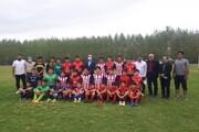 دانشگاه آزاد اسلامی قائمشهر از قطبهای ورزشی کشور محسوب میشود