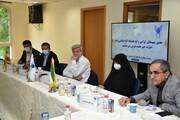 جلسات هماندیشی با کارکنان و مدیران گروههای آموزشی واحد امارات برگزار شد