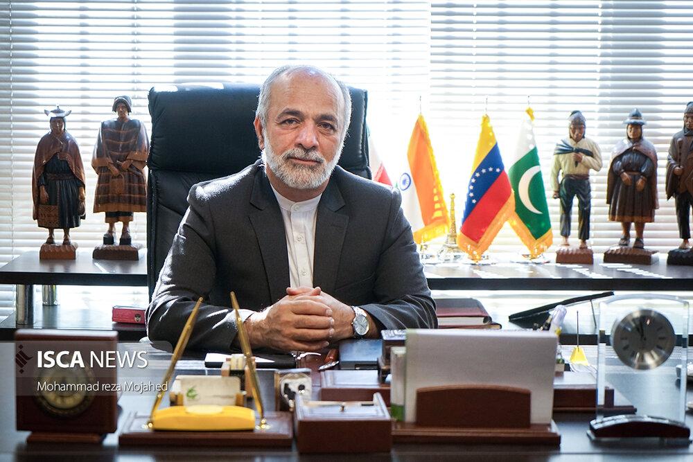 آمریکای لاتین یک پایگاه اقتصادی برای ایران بود / روابط سیاسی باید چاشنی روابط اقتصادی شود