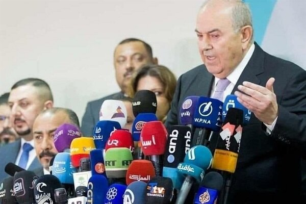 ایاد علاوی هم به نتایج انتخابات عراق اعتراض کرد