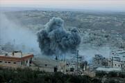 هلاکت ۲ سرکرده تروریستها در حمله هوایی سوریه به ادلب