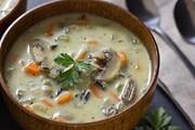آموزش آشپزی / طرز تهیه سوپ بلدرچین غذای مناسب کرونایی