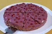 آموزش شیرینی پزی / طرز تهیه کیک انار