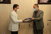 تفاهمنامه راهاندازی مرکز مطالعات حکمرانی فضای مجازی دانشگاه منعقد شد