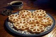 آموزش شیرینی پزی / طرز تهیه نان پنجره ای
