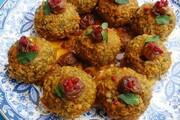 آموزش آشپزی / طرز تهیه کوفته آلو شیرازی
