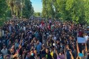 سومین روز اعتراضات انتخاباتی در عراق