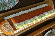 آموزش شیرینی پزی / طرز تهیه کیک هویج یخچالی