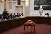 دیدار وزیر خارجه پاکستان با نخست وزیر طالبان
