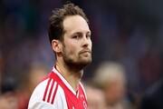 بلیند برترین بازیکن هفته لیگ قهرمانان اروپا شد