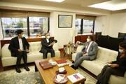 دیدار و رایزنی سفیر ایران با معاون وزیر خارجه ترکیه