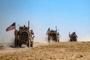 سوریه کاروان نظامی آمریکا را وادار به عقبنشینی کرد