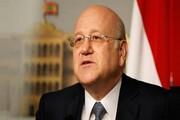 نخست وزیر لبنان به عراق میرود