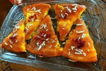 آموزش آشپزی / طرز تهیه کوکوی شیرین قزوینی