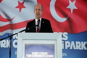 رئیس منطقه ترکنشین قبرس: دست نشانده اردوغان نیستم