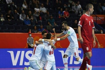 اعلام زمان بازی دوستانه تیم ملی فوتسال با ایتالیا