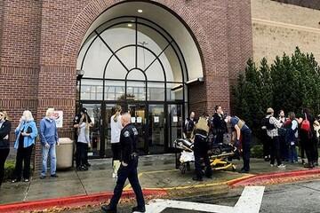 تیراندازی مرگبار در مرکز خرید آمریکا ۲ کشته برجای گذاشت